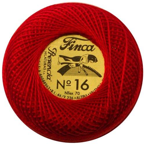 Мулине Finca Perle(Жемчужное), №16,однотонный цвет 1902 71 метр 00008/16/1902
