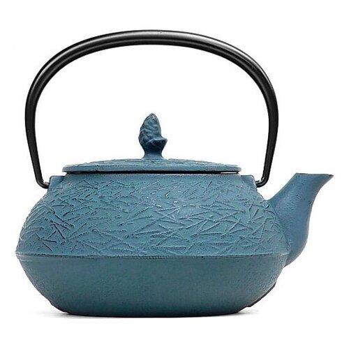 Чугунный чайник IWACHU для чайной церемонии 0,65л серый