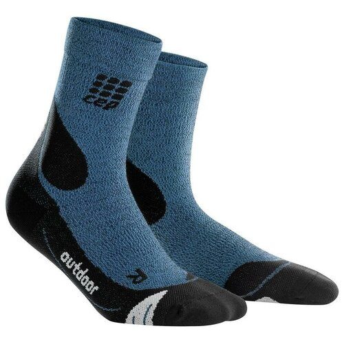Носки Cep C05W, размер II, светло-синий