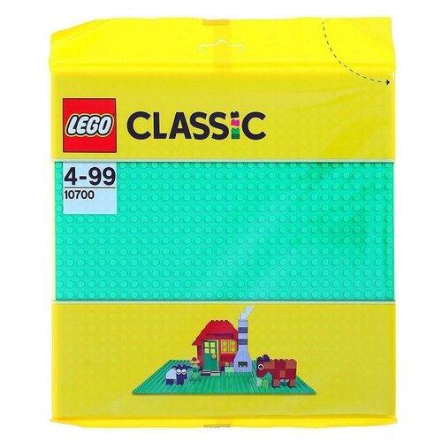 Lego Конструктор Lego Classic «Строительная пластина зелёного цвета»