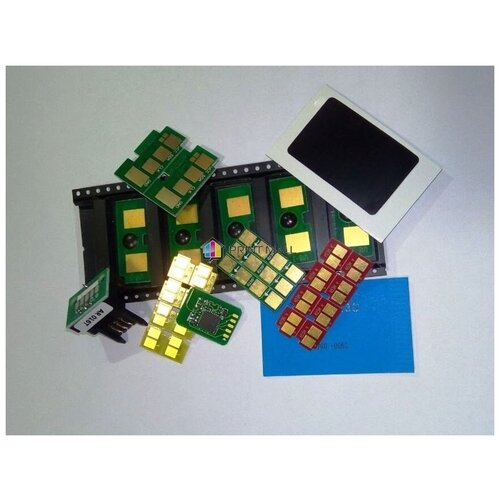 Чип для OKI C532dn/C542dn/MC573dn/MC563dn (46490632), Black, 7K (ELP Imaging)