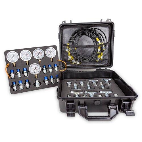 Манометры Specos для измерения давления в гидросистеме GM-05