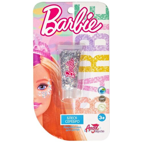 Детская декоративная косметика для девочек. Блеск для лица