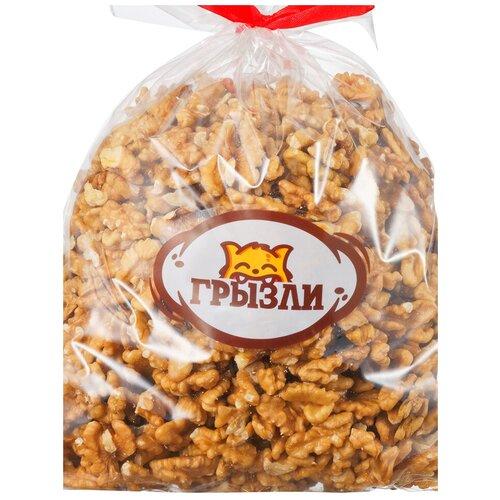 Грецкий орех очищенный 500 гр., грызли