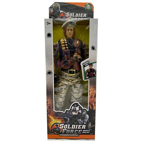 Кукла солдат / Солдат с оружием / Военный