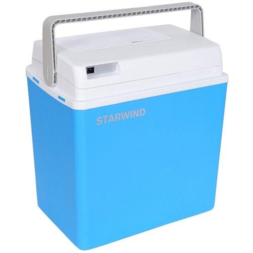 Автомобильный холодильник STARWIND CF-123 синий/серый