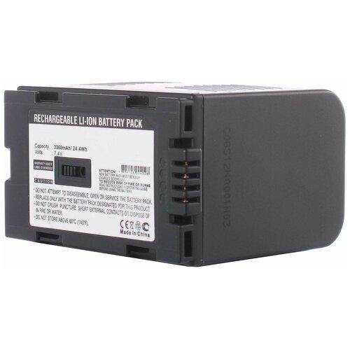 Аккумулятор iBatt iB-U1-F353 7800mAh для Hitachi DZ-MV208E, DZ-MV270, DZ-MV100, DZ-MV200E, DZ-MV100A, DZ-MV100E, DZ-MV200, DZ-MV200A, DZ-MV230, DZ-MV230A, DZ-MV230E, DZ-MV238E, DZ-MV250, DZ-MV270A, DZ-MV270E,