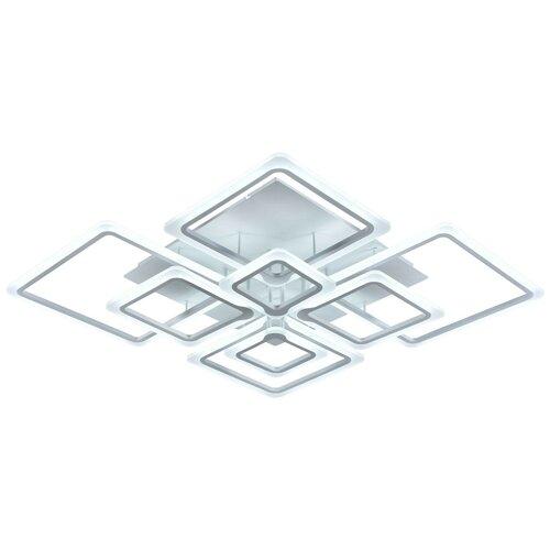 Люстра ЛасСветас 6697/8LI WT LED