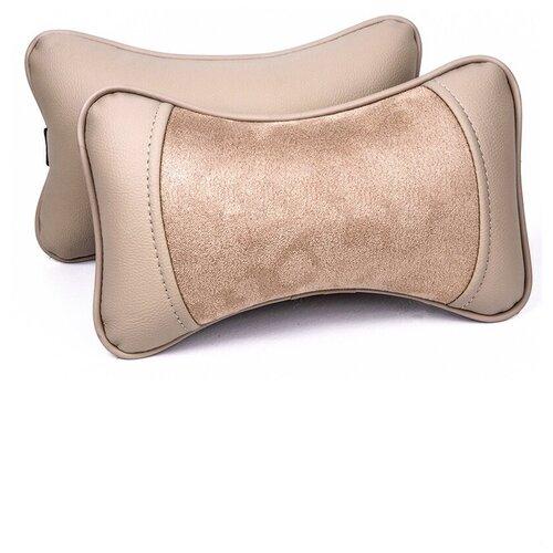 Комплект автомобильных подушек под шею (stalker41320, 2 штуки)