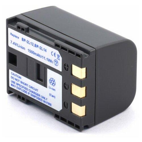 Усиленный аккумулятор для видеокамеры Canon BP-2L13, BP-2L14