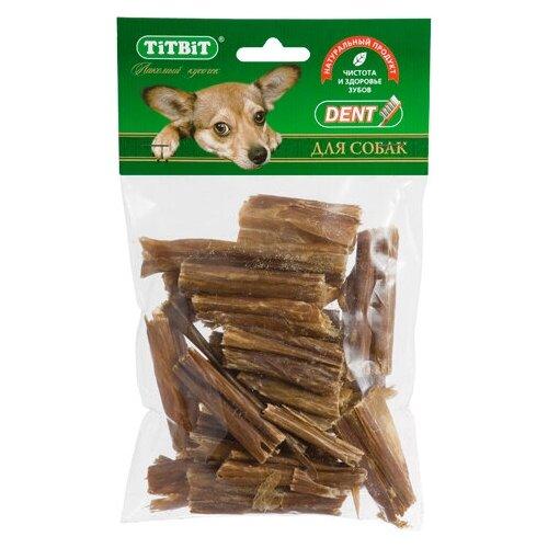 TiTBiT лакомство для собак малых пород, кишки говяжьи 45 гр (2 шт) недорого