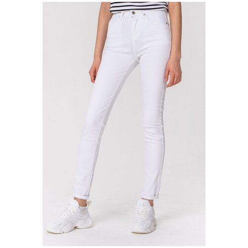 брюки tom farr размер 25 бордовый Брюки Tom Farr, размер 25, белый