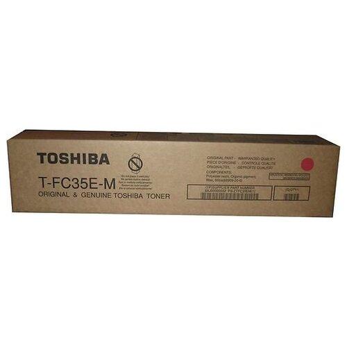 Фото - Тонер-картридж Toshiba T-FC35EM (6AG00001529/6AJ00000052) тонер toshiba t 2340e