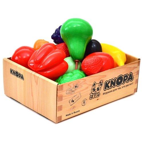 Набор в большом ящике «Фрукты-овощи»