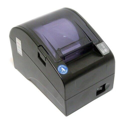 Чековый принтер АТОЛ FPrint-22ПТК. без ФН, черный