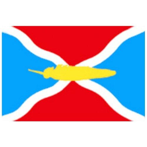 Флаг Партизанского района (Красноярский край)