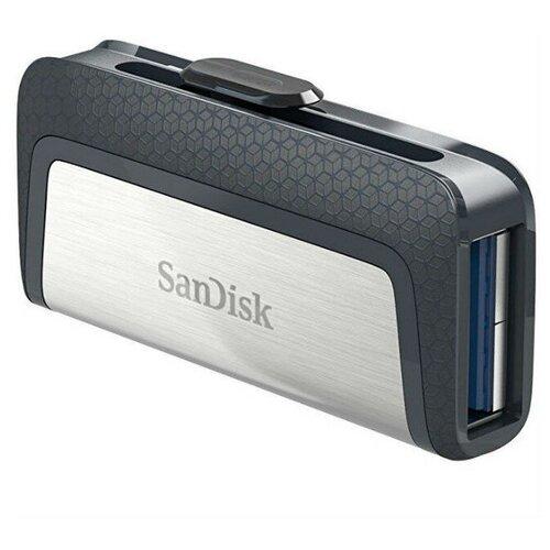Фото - USB Flash Drive 256Gb - SanDisk Ultra Dual SDDDC2-256G-G46 флеш накопитель для apple sandisk ixpand mini flash drive 256gb sdix40n 256g gn6ne
