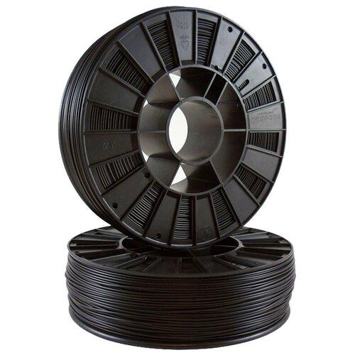 Пластик для 3д принтера SEM PLA чёрный 1.75 мм