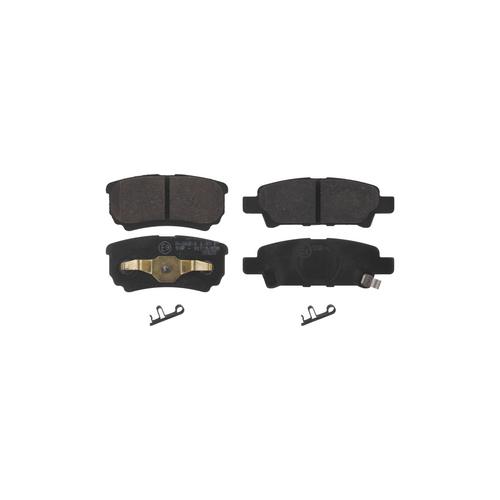ZIMMERMANN 240141551 (05191271AA / 05191271AC / 4605A336) колодки торм зад. торм sbb mits gal 2.0 / 2.4 / 2.5 lanc 1.6 / 1.8 / 2.0 Jeep (Джип) dodg 99 / 08->>