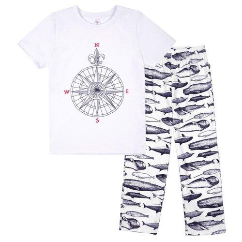 Комплект одежды Bossa Nova размер 92, белый