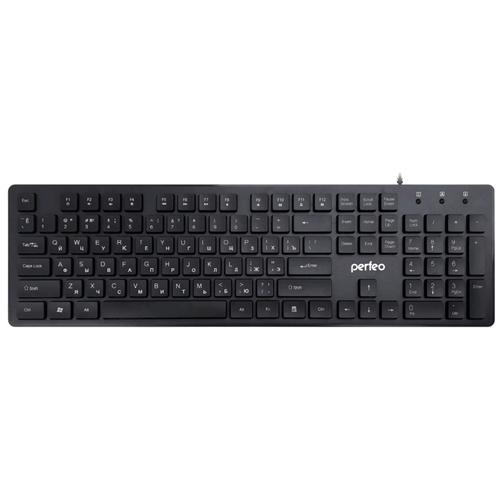 Клавиатура проводная Perfeo PF-4829 черная