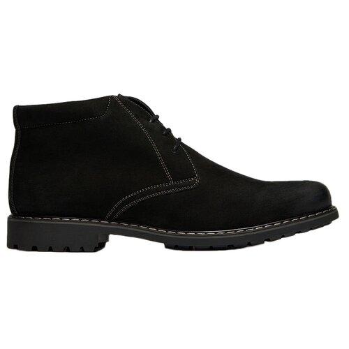 Ботинки дезерты RALF RINGER Karlos , размер 42 , черный