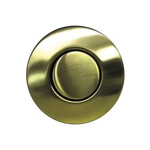 Пневмокнопка для измельчителя OMOIKIRI SW-01 светлое золото