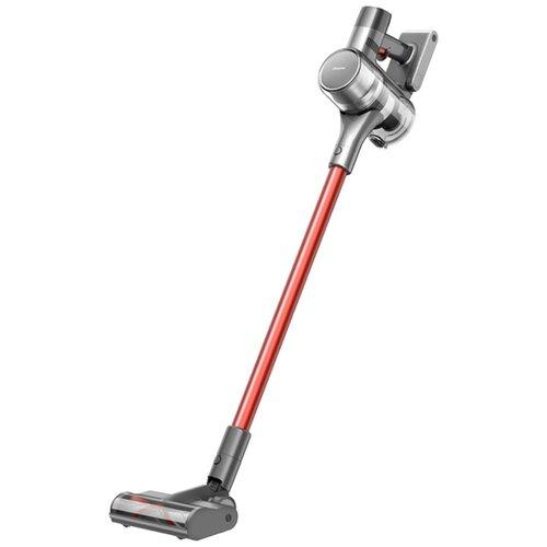 Фото - Пылесос Xiaomi Dreame T20 Cordless Vacuum Cleaner, серый/красный пылесос xiaomi dreame v12 серый