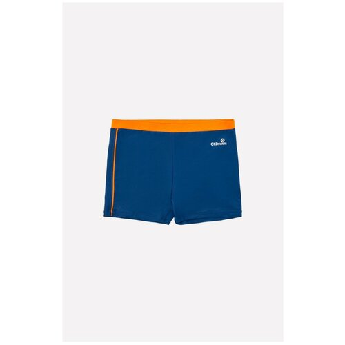 Фото - Шорты для плавания crockid размер 98-104, темно-синий шорты для плавания oldos размер 98 желтый синий