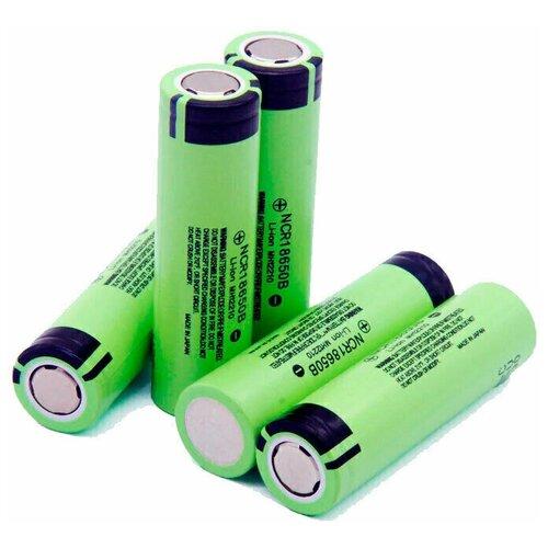 Фото - Аккумулятор LiitoKala 18650 Li-ion 3.7В 3400mAh незащищенный (NCR18650B) 5 шт. аккумулятор li ion 2600 ма·ч robiton sam2600 high top незащищенный 18650 1 шт