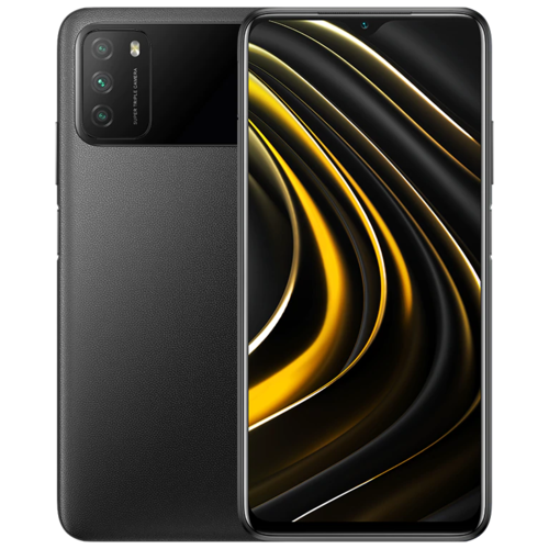 Смартфон Xiaomi Poco M3 4/64GB черный