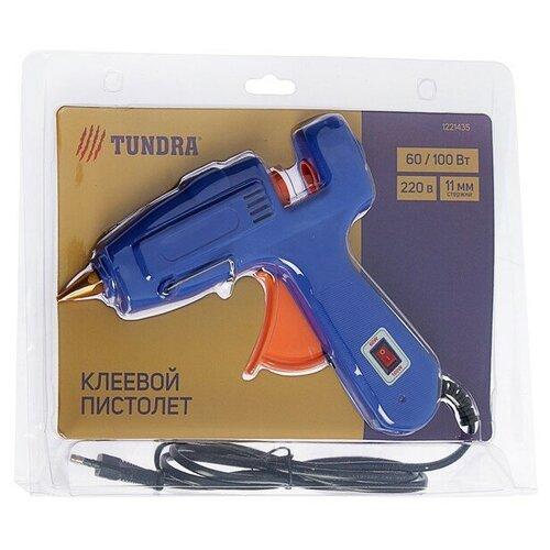 Клеевой пистолет TUNDRA 1221435