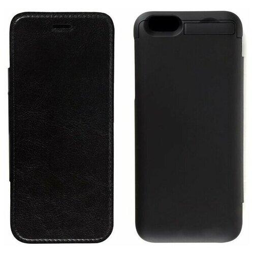 Чехол-аккумулятор для iPhone 6 Exeq HelpinG-iF09 (черный)