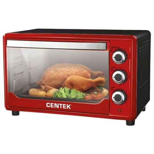 Мини-печь CENTEK CT-1537-30 red