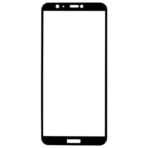 Защитное стекло Gosso FULL SCREEN для Huawei P Smart/Enjoy 7s черный