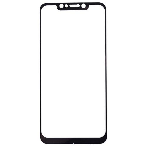 Защитное стекло Gosso FULL SCREEN для Xiaomi Pocophone F1 черный