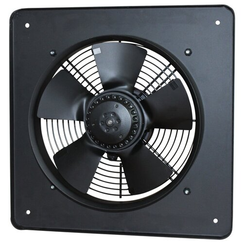 Вытяжной вентилятор ERA PRO Storm YWF2E 300, черный 145 Вт вытяжной вентилятор era pro storm ywf2e 250 черный 80 вт