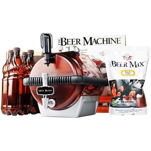 Мини-пивоварня BeerMachine DeLuxe 2007
