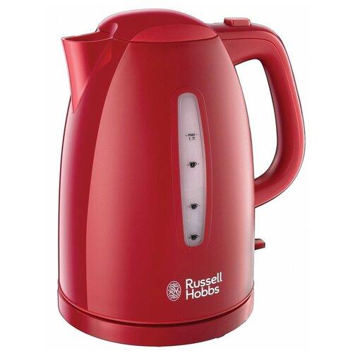 Фото - Чайник Russell Hobbs 21272-70, red чайник russell hobbs 24990 70 серебристый