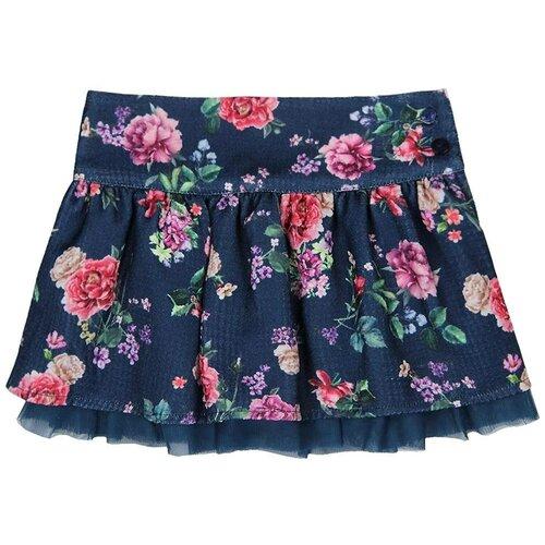 Фото - Юбка Boboli размер 110, синий юбка elaria размер 110 синий