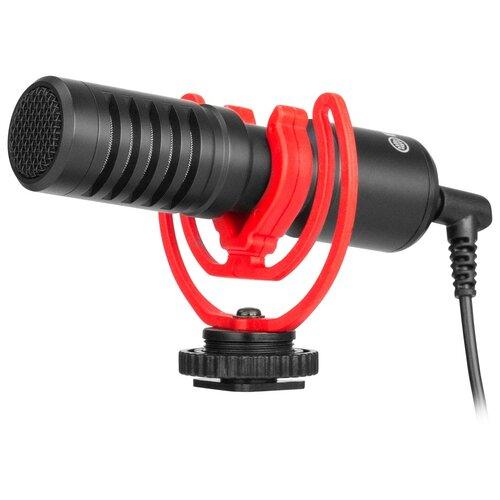 Фото - Накамерный микрофон BOYA BY-MM1+ микрофон пушка boya by bm2021