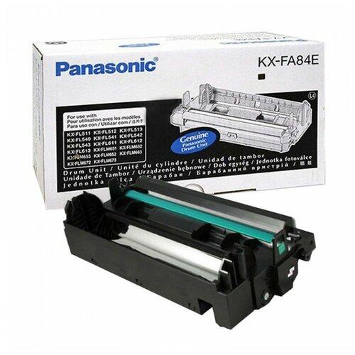 Фото - Фотобарабан Panasonic KX-FA84E Black panasonic kx fatm507a7 пурпурный