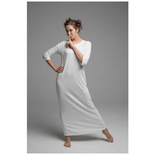 Женская ночная сорочка SLEEP&HOME (цвет-Белый размер-XL) костюм горизонт маскировочный сорочка белый xl