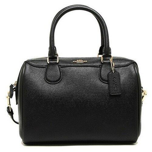 Женская кожаная сумка Coach F32202 coach бумажник