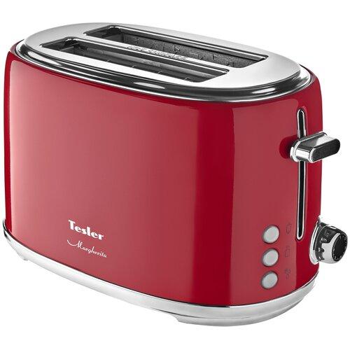 Тостер Tesler TT-255 RED, red