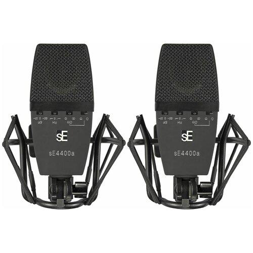 Комплект микрофонов sE Electronics 4400ast, черный