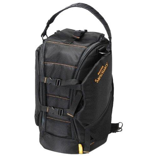 Фото - Рюкзак для фотокамеры Kenko Sanctuary 320 черный printio рюкзак 3d городской пейзаж