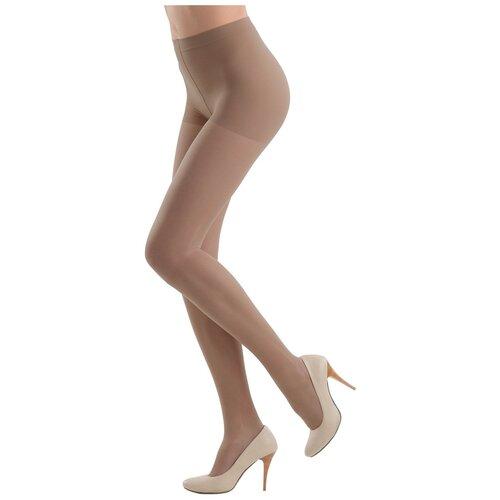Колготки Conte Elegant Active Soft, 40 den, размер 4, bronz (коричневый) колготки женские active soft 20 conte elegant р 3 bronz