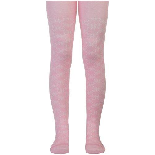 Фото - Колготки Conte-kids CLASS Lycra, размер 80-86, 191 светло-розовый колготки принцессы светло розовый