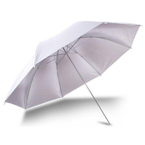 Зонт Ditech UB33WS 33(84 см) white/silver